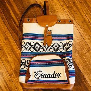 Handbags - Perfect boutique Ecuador Native handmade bag